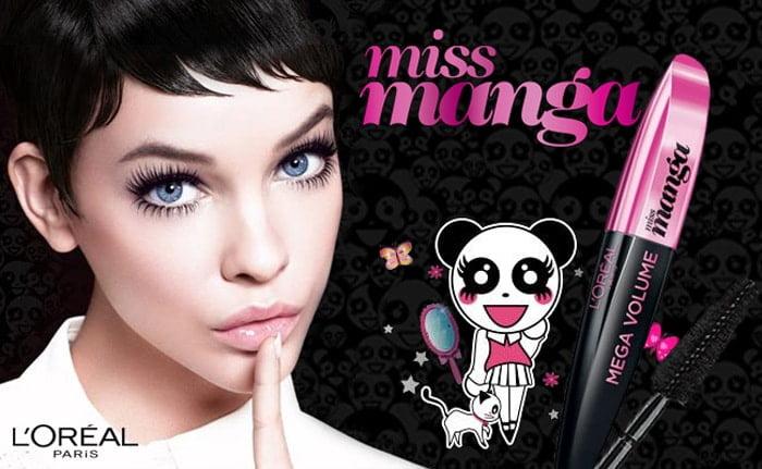 ¿Mirada Manga? Probamos la nueva máscara de L'Oreal Miss Manga