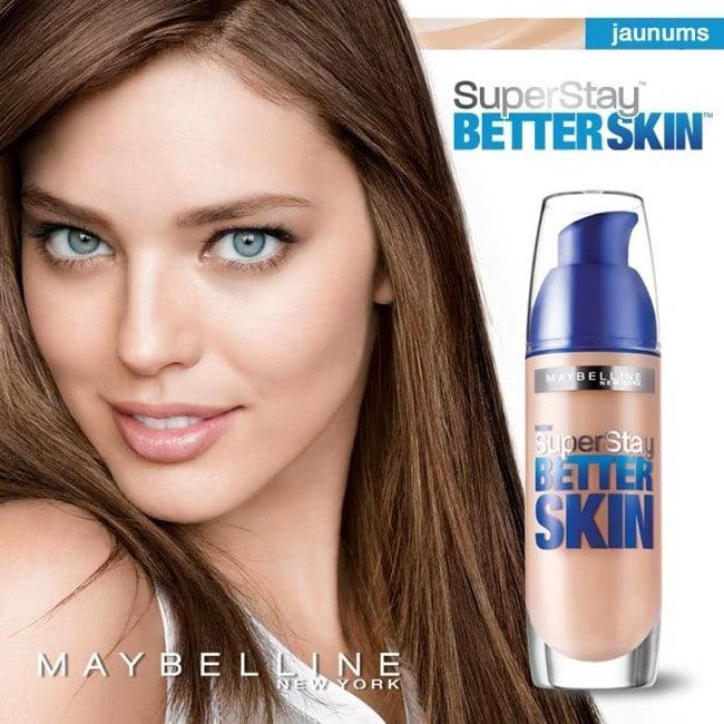 SuperStay 16H Better Skin de Maybelline, el maquillaje que mejora la piel