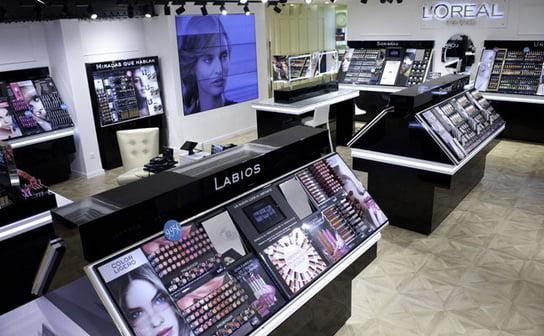 L'Oréal inaugura su primera tienda física en España