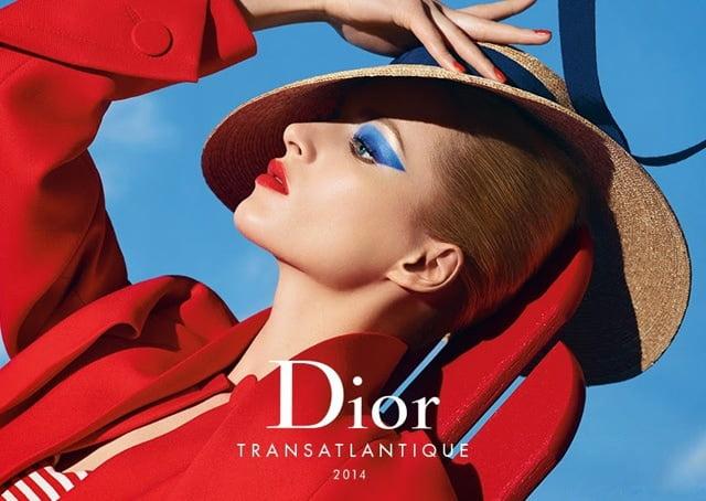 La nueva colección de maquillaje de Dior nos lleva de crucero
