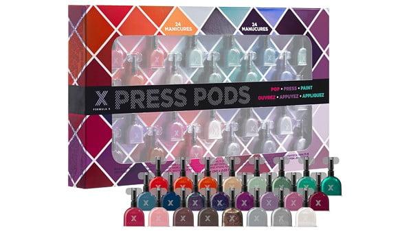 Sephora presenta unos nuevos esmaltes de usar y tirar
