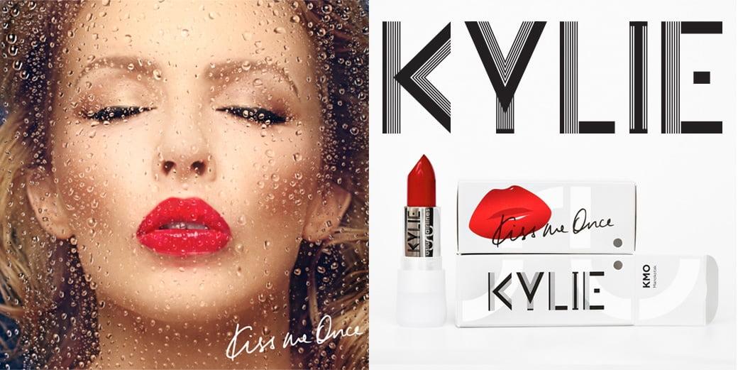 Kylie Minogue lanza su primera barra de labios KMO