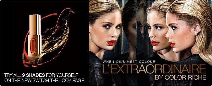 Nuevos L'Oréal Color Riche Extraordinaire, los primeros labiales hechos a base de aceites
