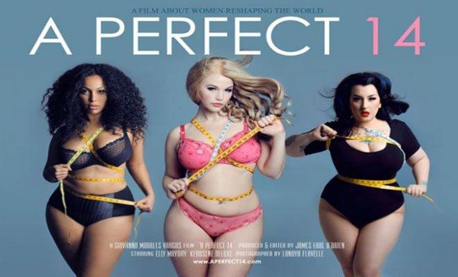 Las tallas grandes vuelven a imponerse en el polémico documental A perfect 14