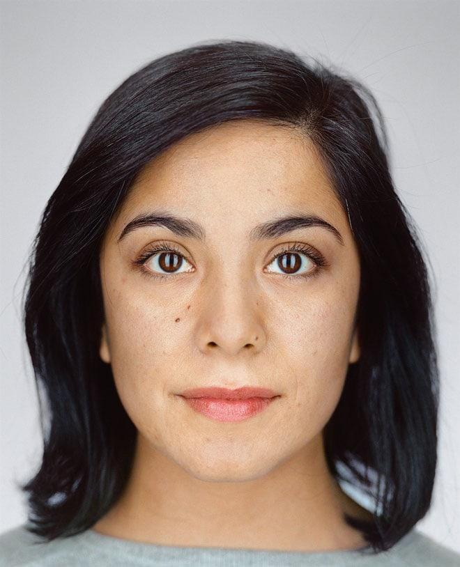 Mariyam NayeriI, 33 años, Brooklyn, Nueva York. Autoidentificación: mexicana y saudí. Casilla del censo marcada: alguna otra raza.
