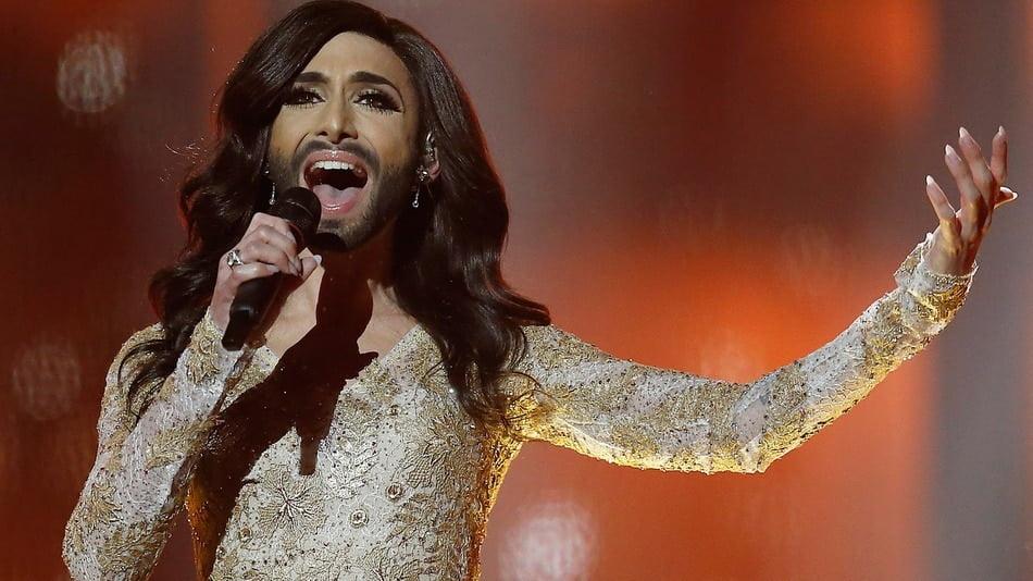 Eurovision song contest conchita wurst Conchita Wurst te enseña a maquillar tus ojos