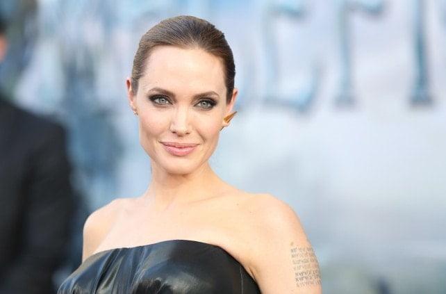 Angelina Jolie acapara todas las miradas en el estreno de Maléfica
