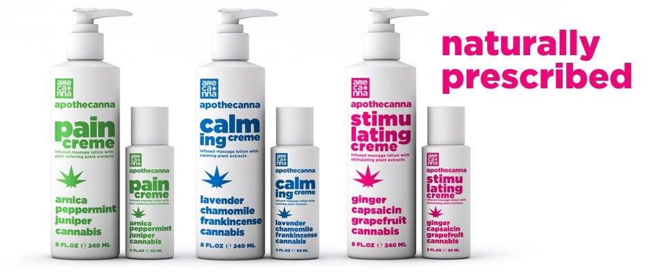 Cremas con marihuana, lo último para solucionar problemas de la piel