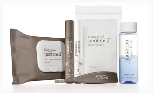 Neotensil, el Photoshop de la cosmética