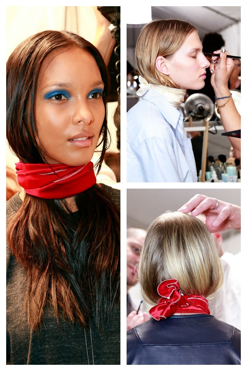 Peinados futuristas para arrasar este verano