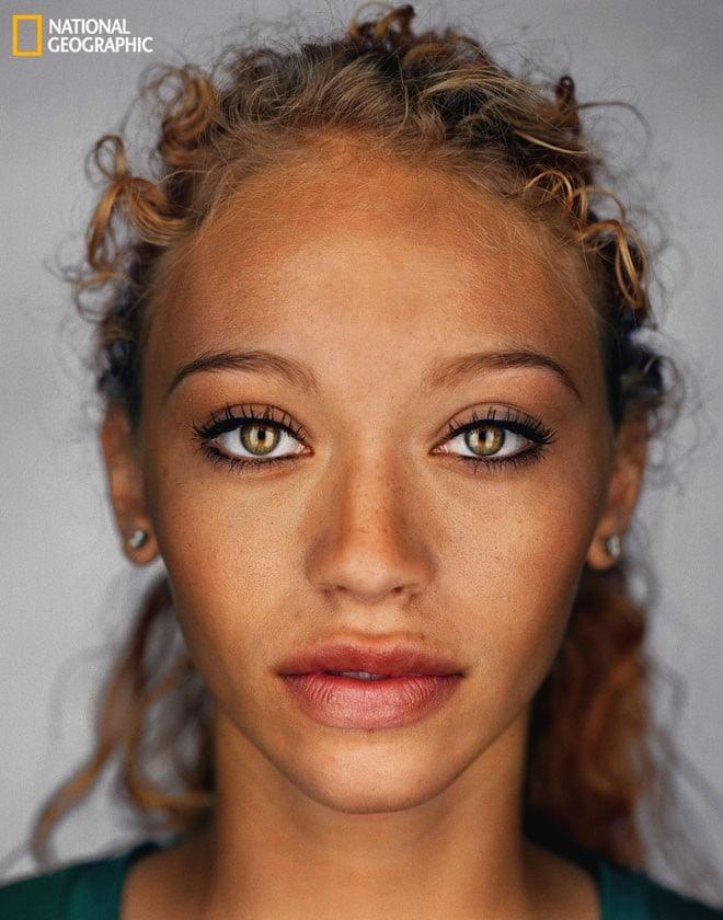 Así será nuestro aspecto en el 2060 según el National Geographic