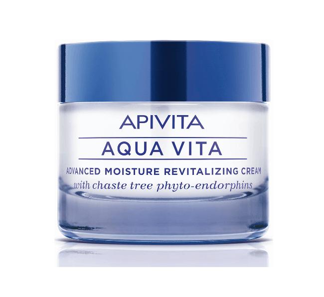 Apivita renueva su crema Aqua Vita