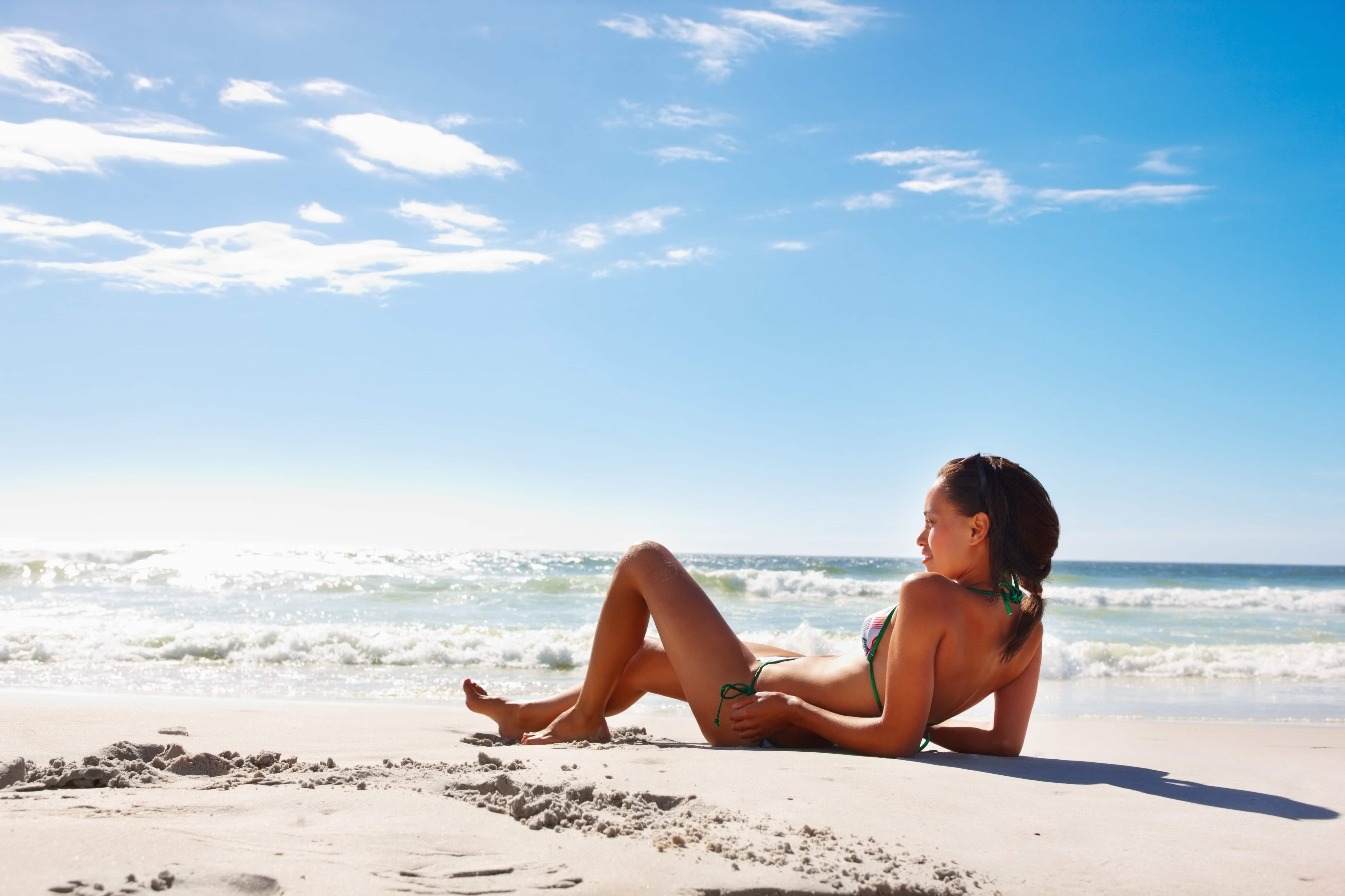 El protector solar no es suficiente para evitar el cáncer de piel
