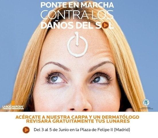 Nueva campaña de La Roche-Posay para prevenir los daños solares