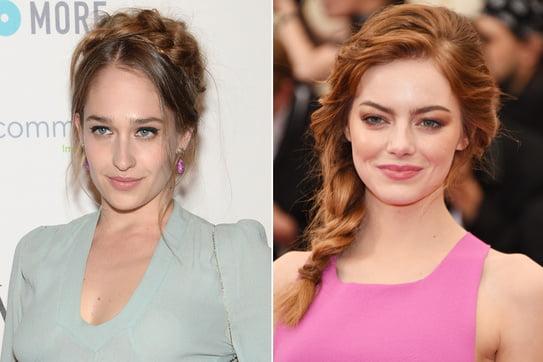 Inspírate en las estrellas de cine para tus peinados