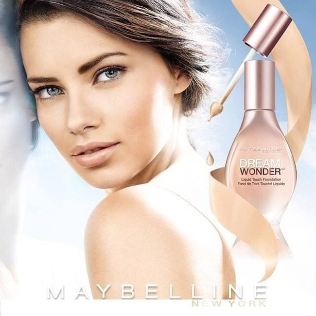 Dream Wonder, la nueva base de maquillaje de Maybelline