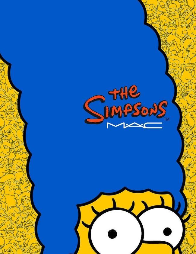 Conocemos la colección The Simpsons x MAC