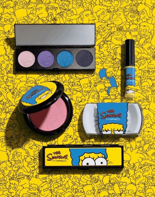 Marge The Simpsons x MAC, primeras imágenes