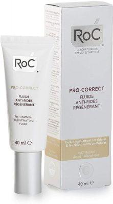 ROC Pro Correct - Fluido Anti Arrugas, Rejuvenecedor