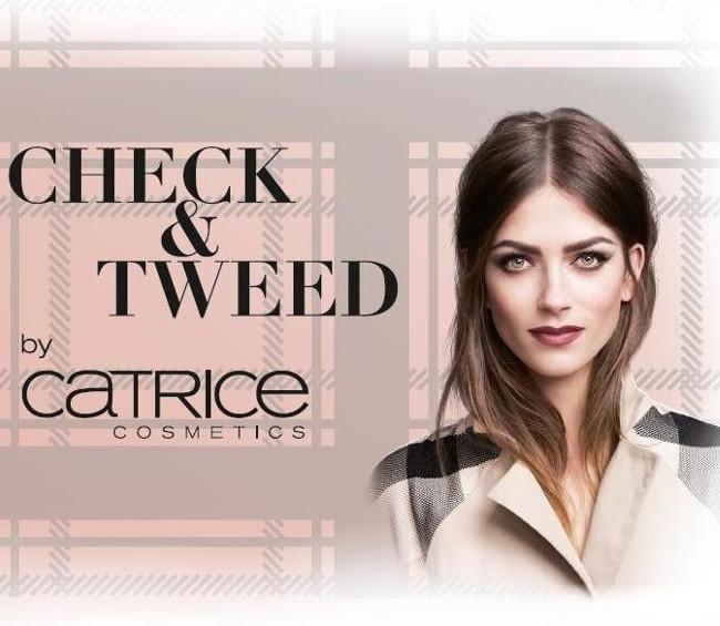 Check and Tweed, la nueva colección de Catrice