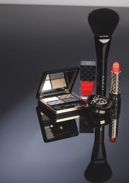 Ya está aquí la primera colección de Gucci makeup