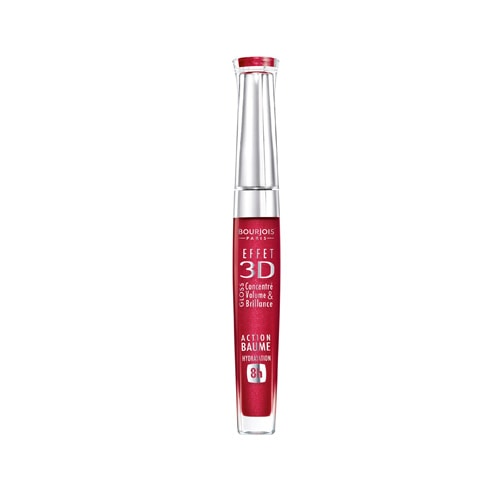 Bourjois - Effet 3d lipgloss, brillo de labios, no.55 orange energic