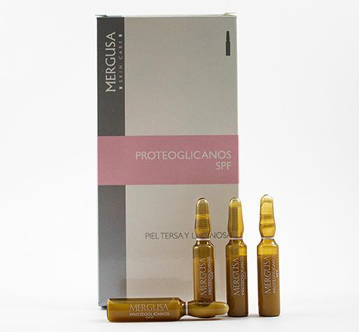Ampollas con Proteoglicanos
