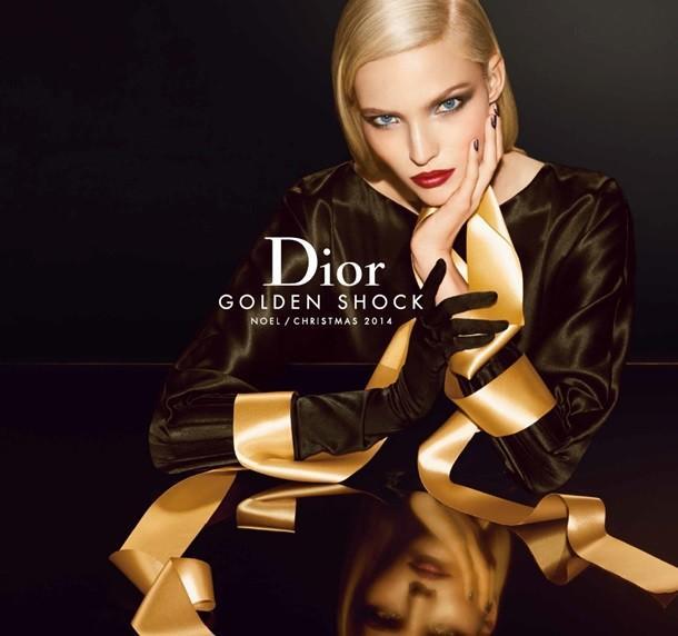 Colección Navidad Dior: Elegante no, lo siguiente