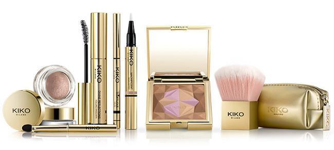 Kiko lanza su nueva colección Luxurious