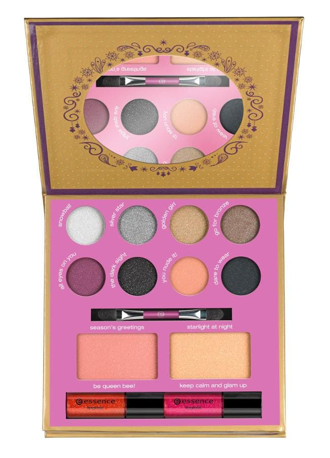 Party look Make-up box, nueva caja de maquillaje de Essence
