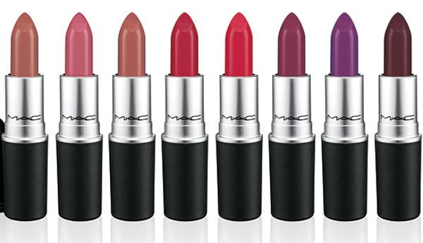 MAC presenta su nueva colección The Matte Lip Collection