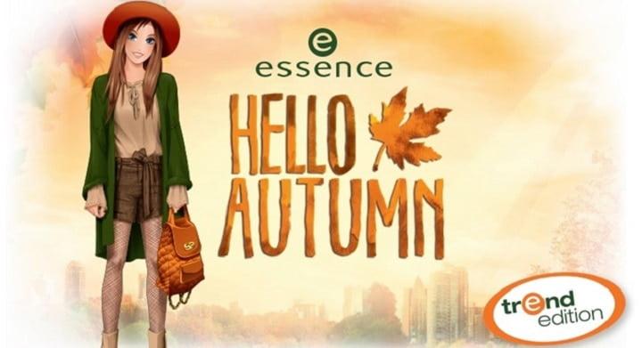 Esssence presenta su nueva colección de otoño