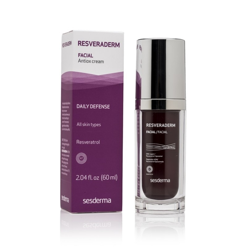 RESVERADERM ANTIOX CONCENTR 50 ML