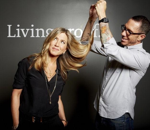 Consigue el pelo de Jennifer Aniston