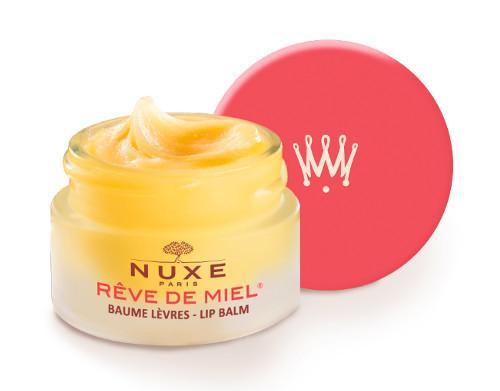 Cuida tus labios con el bálsamo de Nuxe