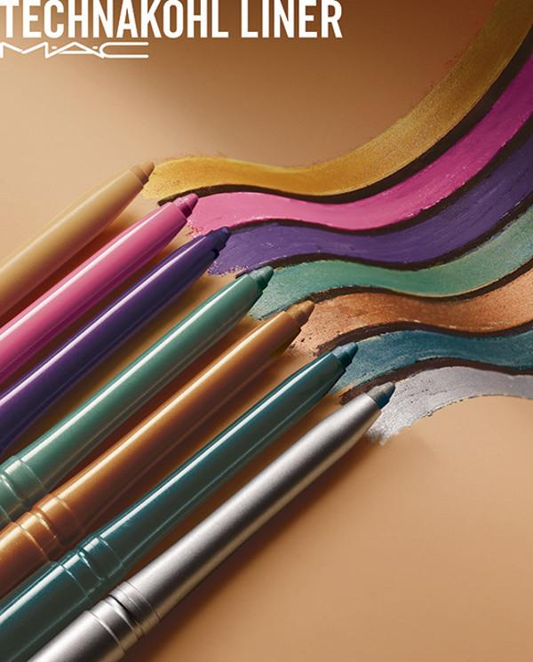 MAC Technakohl Liner Expansion, lápices de ojos de otro mundo