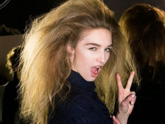 Los mejores trucos para evitar el pelo encrespado