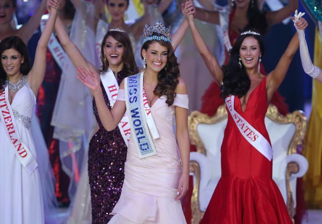 Rolene Strauss, nueva Miss Mundo 2014
