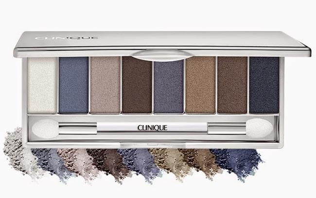 Clinique lanza una nueva colección de paletas de sombras