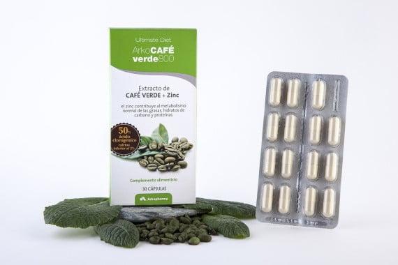Arkopharma Arko Diet Cafe Verde 800