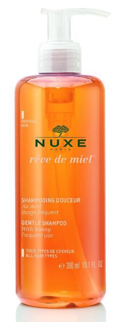 Nuxe te anima a limpiar tu cabello con miel