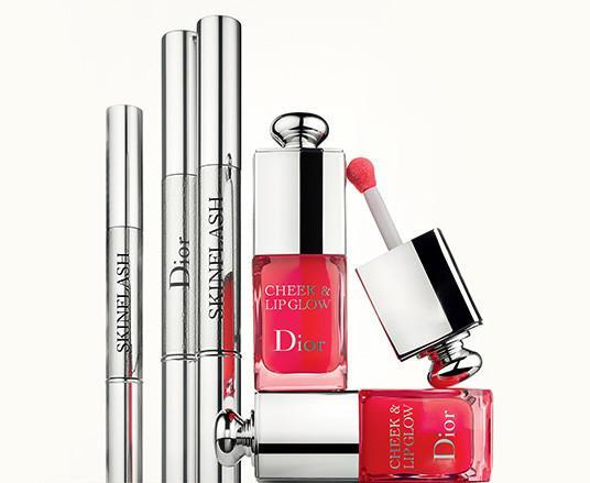Cheek & Lip Glow de Dior, el nuevo secreto de los maquilladores profesionales