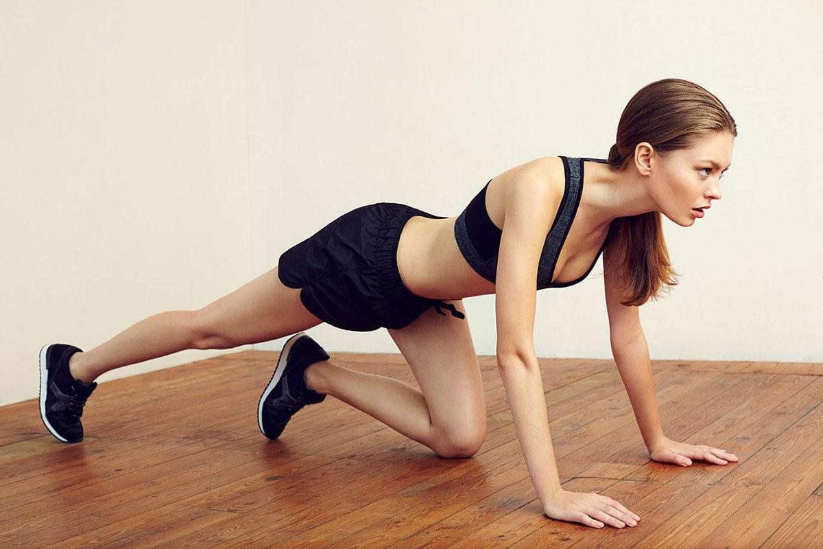 Ejercicios que hay que hacer antes de correr