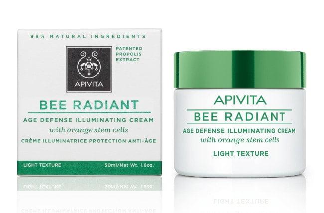 Apivita presenta la nueva gama Bee Radiant
