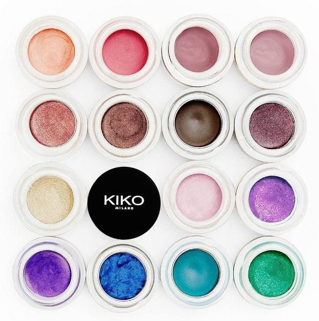 Nuevas sombras en crema de Kiko