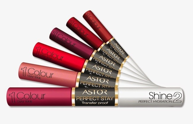 Más color en tus labios con Perfect Stay 16-Hour Transfer Proof de Astor