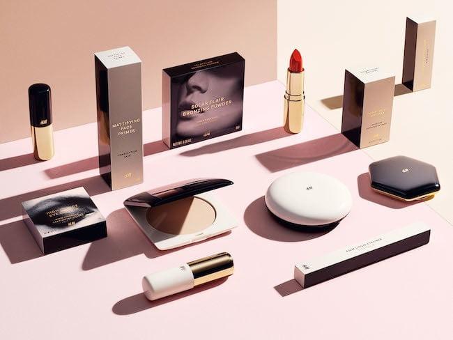 H&M renovará su línea de belleza