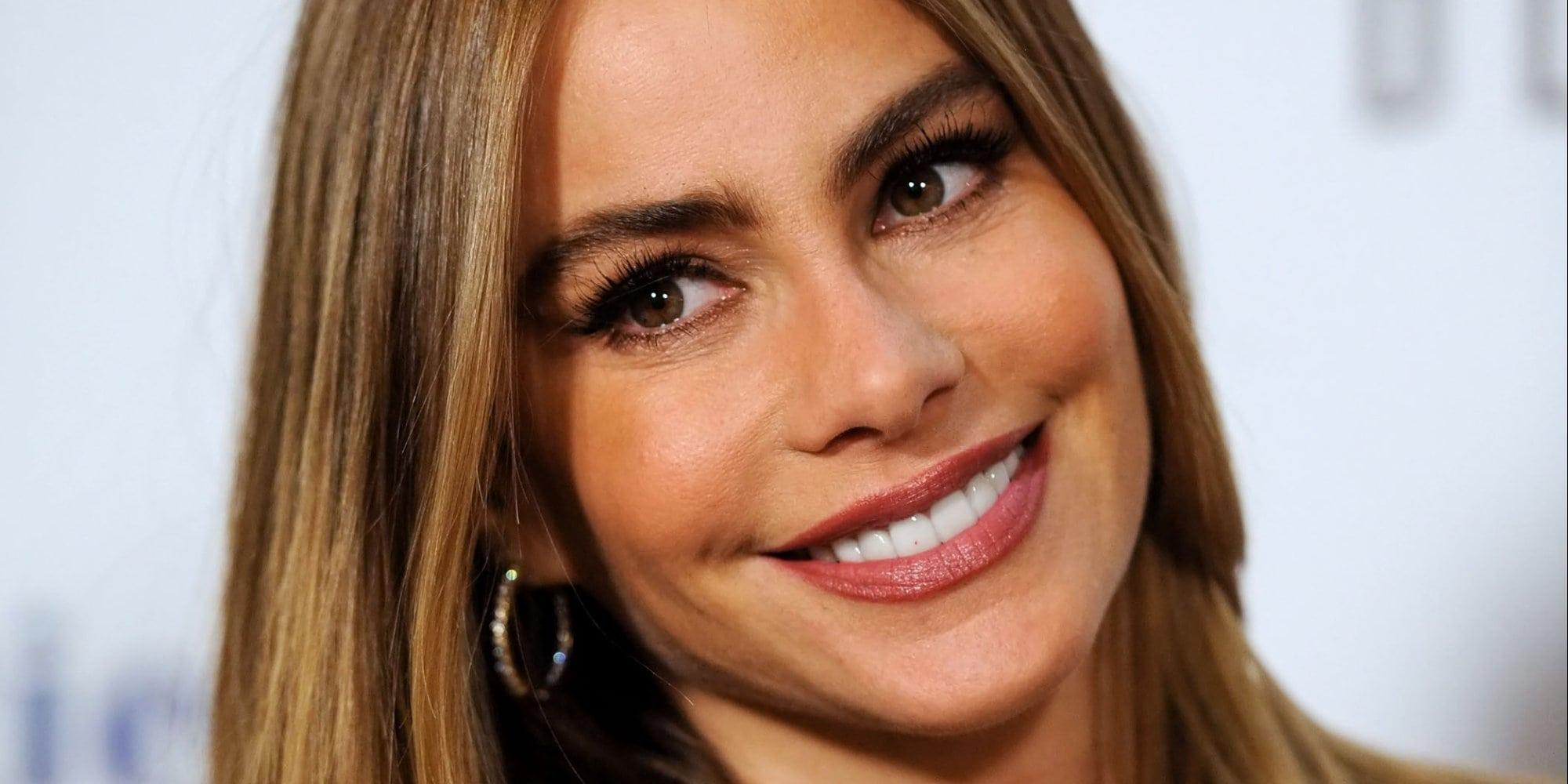 Sofia Vergara también se apunta a los selfies sin maquillaje
