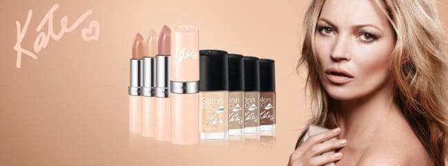 Conoce la nueva colección nude de Kate Moss para Rimmel London
