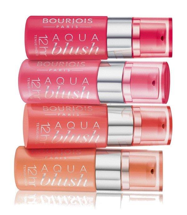Aqua Blush, nuevo colorete de Bourjois